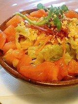 きっちん紅屋 (2)〇サラダ1