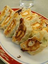 餃子の南里飯店 餃子400円