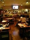 アルバータ食堂 テーブル席