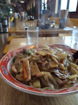 南里飯店 中華丼