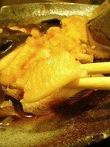 藤澤 めいたカレイ煮付(680円)2