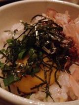 テン もろみ味噌と玉子のっけご飯 520円