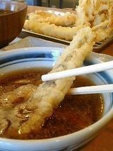 天ぷらまきの あなご