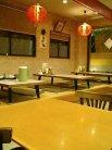 中華料理 九龍 お座敷席
