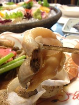 かわぐち バイ貝