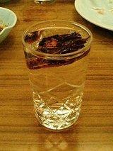ヒレ酒(白精上撰)350円