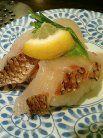 大起水産回転寿司 鯛
