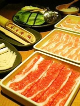 温野菜 贅沢セット(2人4600円)