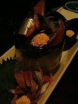 ごちそう村 秋刀魚お造り
