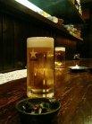まずは生ビールだで