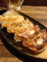 ラーメンブギ 餃子 350円