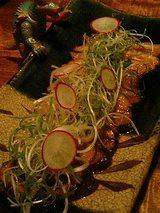 鴨ロースの山椒煮