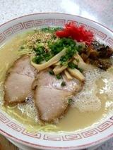 丸金ラーメン ラーメンセット 650円