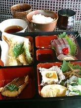 むぅ (栞)お昼の膳 1180円