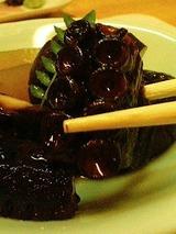 加寿也 蛸の煮物