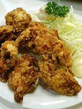 若鶏の唐揚げ(700円)