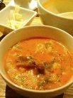 くし・にしやん にしやんくんスープ