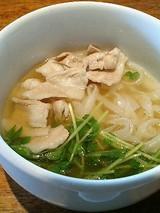 ベトナム汁麺フォー