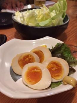 トリキ 煮卵