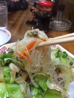 餃子屋 ビーフン (1)