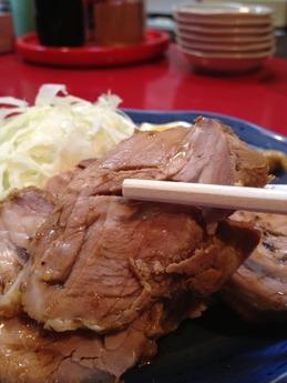 ひとっちゃん  焼豚 500円