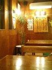 栄太呂 テーブル席