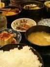 ご飯やお味噌汁やおかずは食べ放題なんですって!