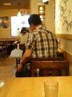 麺闘庵 テーブル席