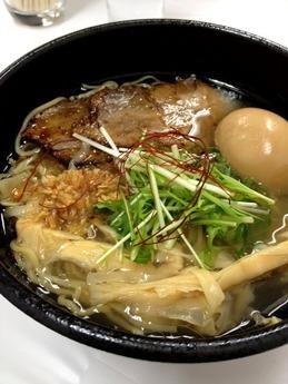 麺屋 宗 塩ラーメン