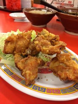 金豚 カラアゲ