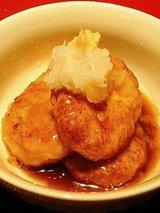 Dining 桃 つくね煮(530円)