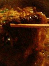山賊 ホルモン鍋(1050円)4