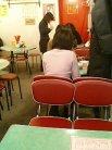 幸福粥店 テーブル席
