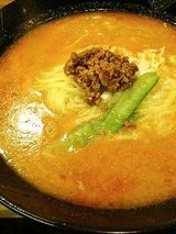 尹東福の担々麺(900円)