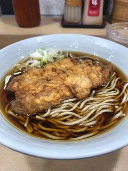 大江戸そば (2)