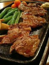 和牛ステーキセット(1000円)
