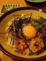 焼鳥 大勝 鶏丼(500円)