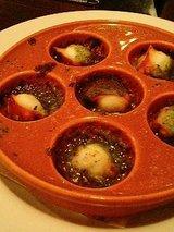 イルアルバータ タコのエスカルゴバター焼き