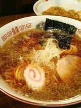 ラーメンジョニィ にぼにぼ醤油拉麺 580円