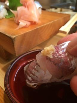 柳すし すし (2)