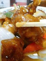 天龍 酢豚 1050円