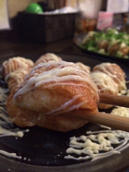 ひっぱり蛸 塩マヨ (1)
