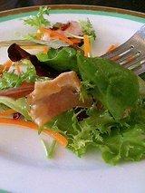 パパス&ママス 鴨肉と有機野菜のサラダ
