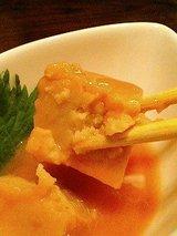 らふ亭 豆腐ヨウ(525円)2