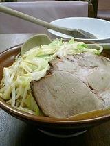 東横 特製野菜味噌ラーメン 910円