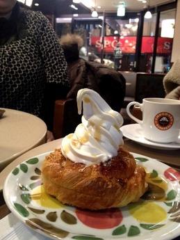 サンマルクカフェ デニブラン