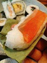 平宗 柿の葉寿司(鮭)