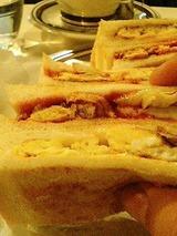 リヨン サンドイッチ 600円