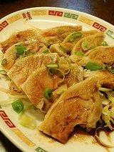 トントン 蒸し鶏(430円)