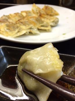 菜花亭 ミニ餃子
